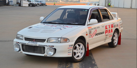 You Can Finally Buy A First Gen Mitsubishi Lancer Evolution In The Us