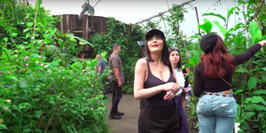 Kylie Jenner is actually terrified of butterflies
