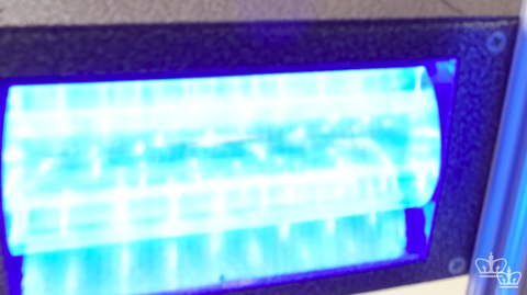 far-ultra violet C light