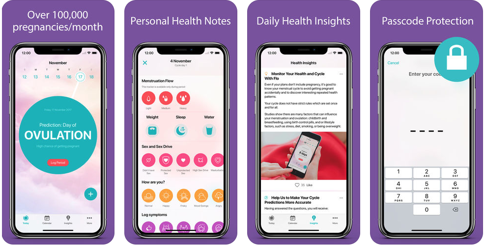top ovulation apps for iphone