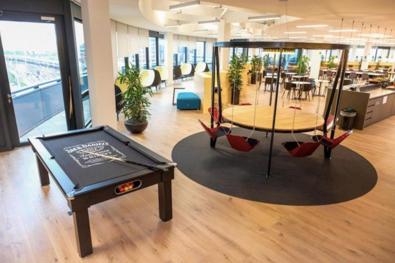 Charmant 12 Insanely Cool Offices That Wouldnu0027t Even Feel Like Work