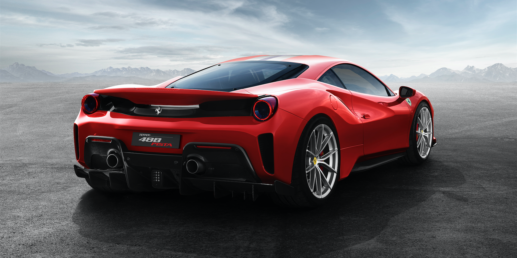 2019 Ferrari 488 Pista Pictures Info And Pricing Track Ready 488 Revealed