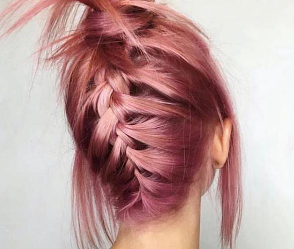 Super How To Fishtail Braid Best Fishtail Braids Styles Natural Hairstyles Runnerswayorg
