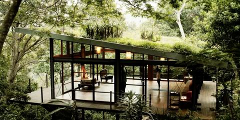 House, Architecture, Building, Botany, Tree, Home, Room, Pavilion, Landscape, Table,