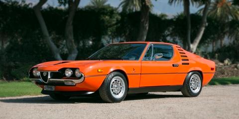 Land vehicle, Vehicle, Car, Alfa romeo montreal, Regularity rally, Sports car, Classic car, Alfa romeo, Coupé, Sedan,