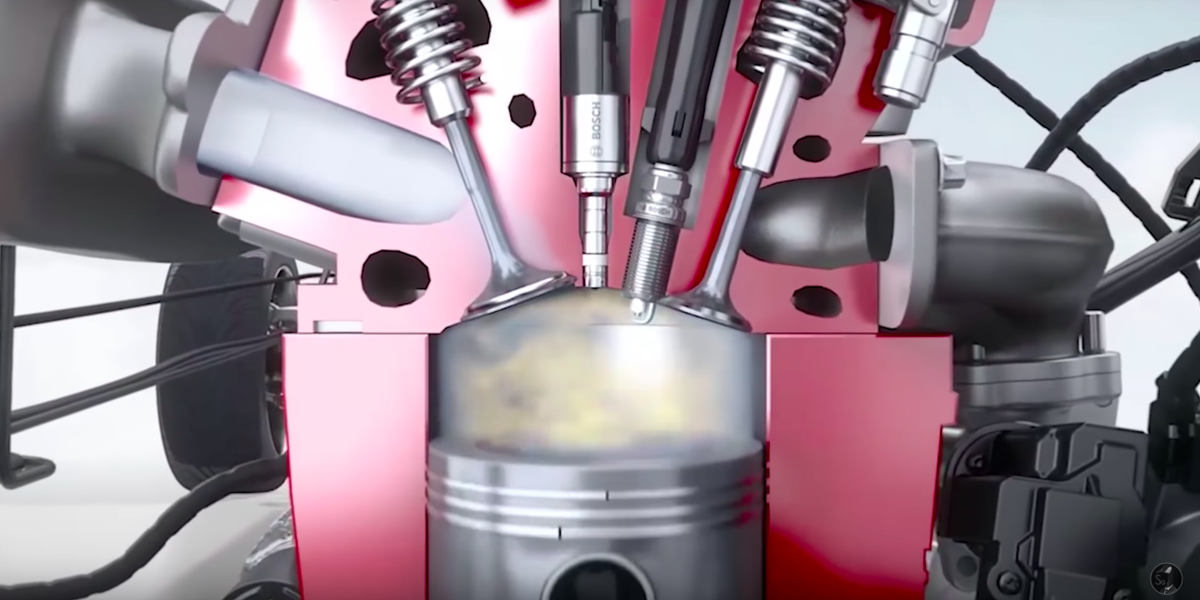 Bosch Fuel Injectors >> Direct Injection Explained - How Direct Injection Engines Work