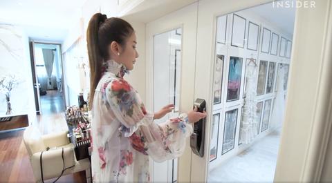 Jamie Chua Closet Tour Rich Kids Of Instagram Wardrobe Video