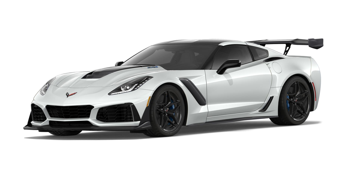 How Would You Spec Your 2019 Chevrolet Corvette ZR1?