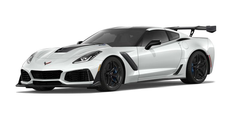 How Would You Spec Your 2019 Chevrolet Corvette ZR1?