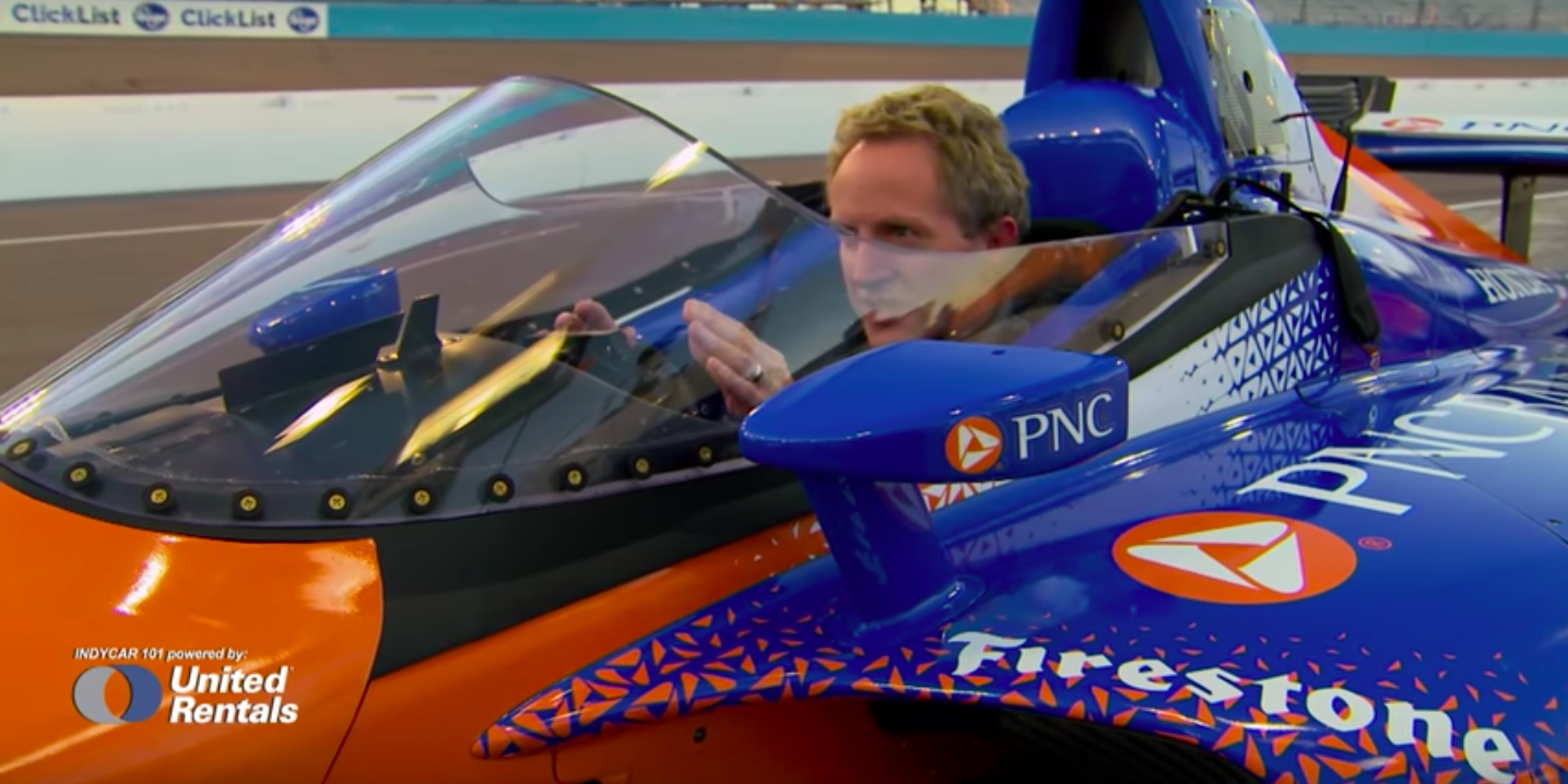 The Tech Behind IndyCar's Experimental New Windscreen