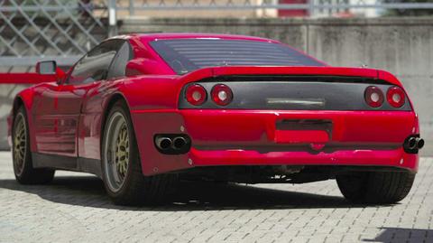 Land vehicle, Vehicle, Car, Sports car, Coupé, Performance car, Ferrari f355, Supercar, Automotive design, Sedan,