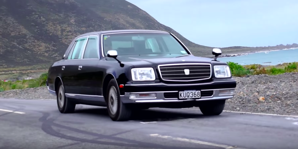 Nissan Fastest Car >> A V12 Toyota Century Is the Definition of True Luxury