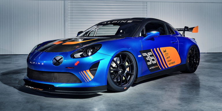 this is alpine 39 s a110 gt4 race car. Black Bedroom Furniture Sets. Home Design Ideas