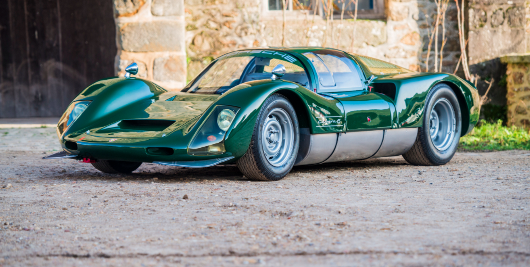 This Pristine 906 Could Be the Perfect Addition to Your Porsche Collection