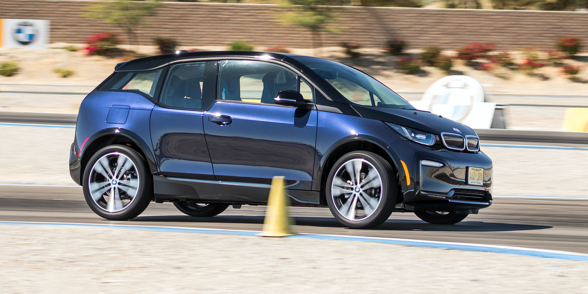 Shelby Cobra F150 >> BMW i3s First Drive - Autocross Review of the BMW i3s