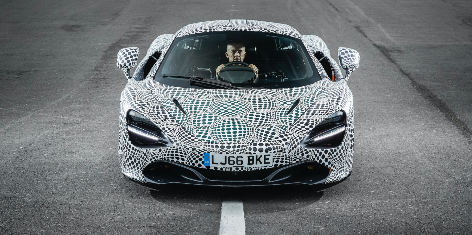 The Three-Seat BP23 Will Be the Fastest McLaren Road Car Ever