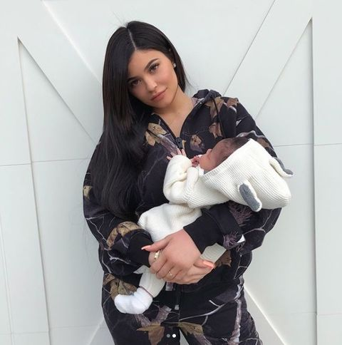 Kylie Jenner just answered all your burning questions about Stormi