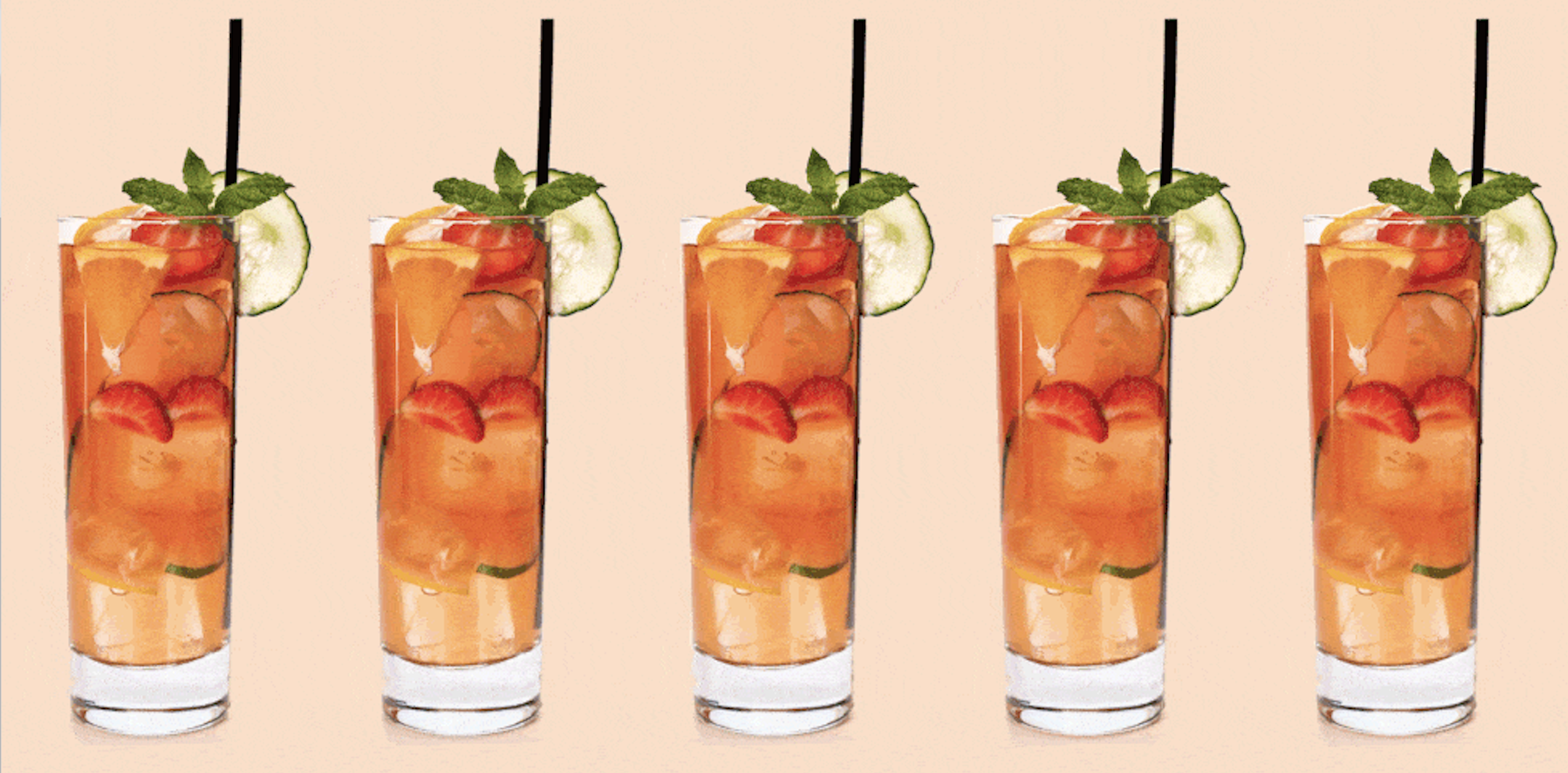 Pimm's Cup Recipe - How To Make a Pimms Cup for Wimbledon 2018 on