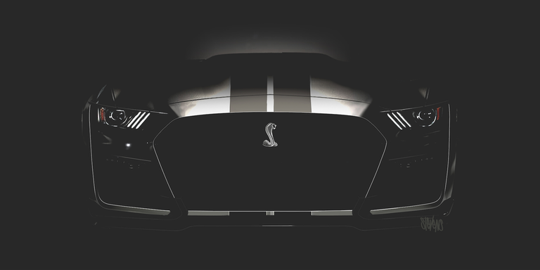 2019 Ford Mustang Shelby GT500 News, Rumors - New Mustang Shelby GT500 Details
