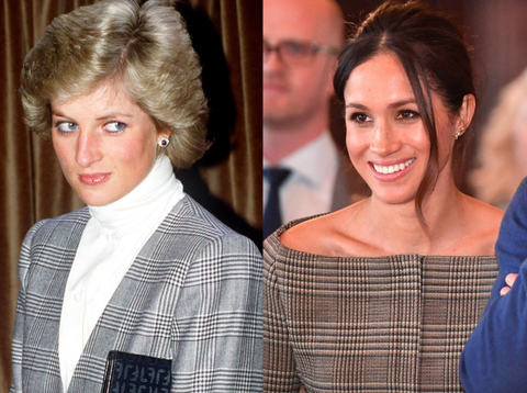 Times Meghan Markle has channelled Diana