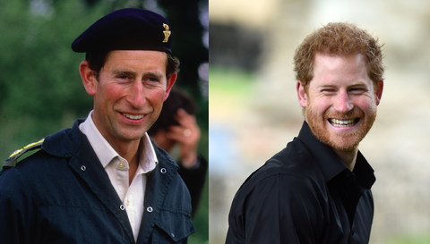 who is prince harry s real dad james hewitt and prince charles paternity rumors who is prince harry s real dad james