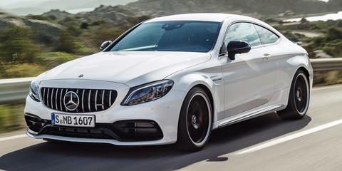 2019 Mercedes Amg C63 Pictures Info And Pricing All New Mercedes
