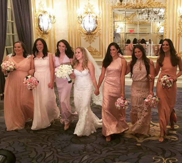 Danielle Victoria Perry Wedding Dresses