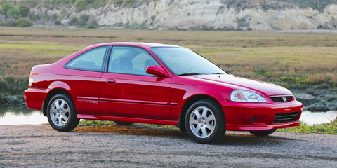 Pay Roadandtrack Com >> Someone Just Paid 22 750 For An 18 Year Old Civic