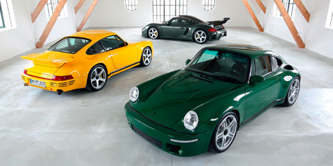 Land vehicle, Vehicle, Car, Sports car, Porsche 930, Ruf ctr2, Coupé, Porsche 911 classic, Automotive design, Ruf ctr,