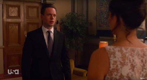 Rachel S Dress In Suits Season 5