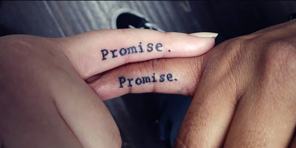 b1a8bbb73294e 69 Couples' Tattoos That Are #RelationshipGoals