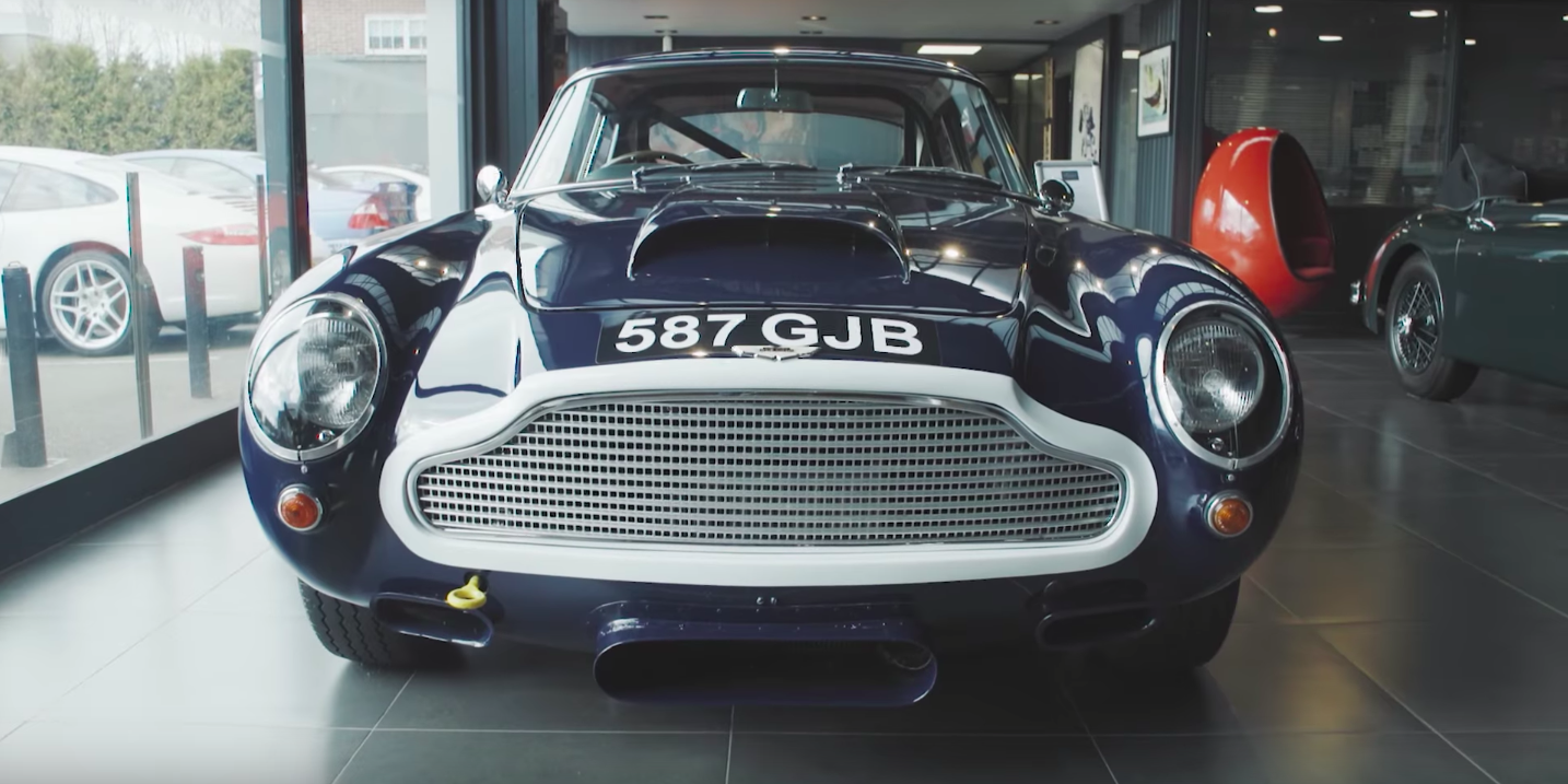 This Might Be the Coolest Car Dealership on Earth