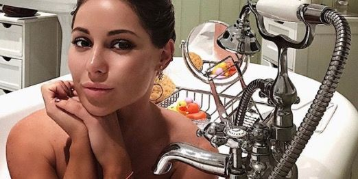 The Most Naked Celebrity Instagram Photos Of All Time-9461