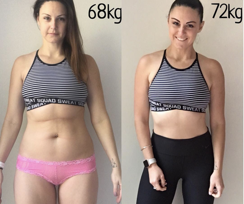 #ScrewTheScale Proves That You Shouldn't Be Focusing on How Much You Weigh