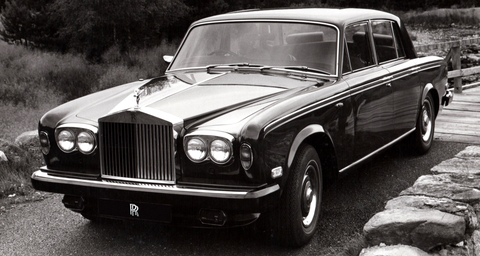 Land vehicle, Vehicle, Car, Luxury vehicle, Classic car, Rolls-royce silver shadow, Rolls-royce corniche, Motor vehicle, Sedan, Rolls-royce corniche,
