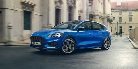 2019 Ford Focus Pictures Info And Pricing New Focus Hatch Revealed