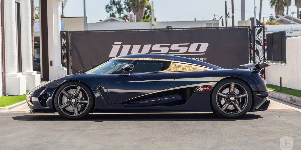 Instead of Waiting for a Regera, Buy this Koenigsegg Agera R
