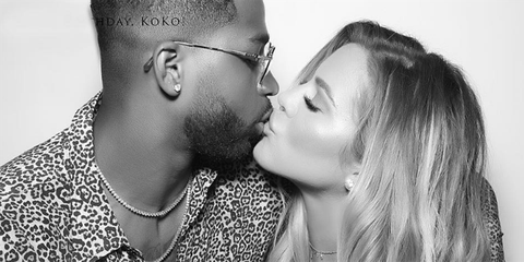 khloe and tristan when did they start dating