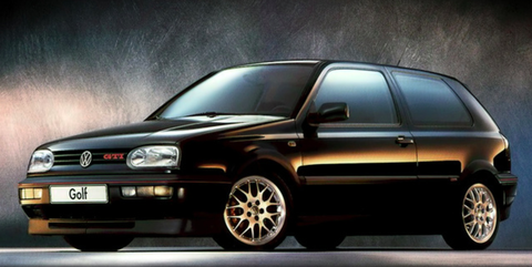 Cheap Cars For Sale >> The Mk3 VR6 GTI Was the First Modern Volkswagen GTI