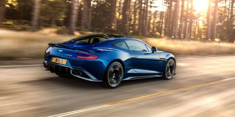 Land vehicle, Vehicle, Car, Sports car, Automotive design, Supercar, Performance car, Aston martin vanquish, Coupé, Personal luxury car,