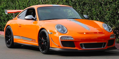 This Paint To Sample Porsche 911 Gt3 Rs 40 Might Be A Steal