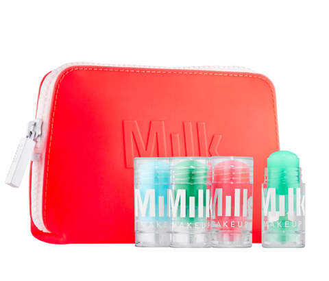 Product, Bag, Turquoise, Body hygiene kit, Plastic, Pencil case, Luggage and bags,