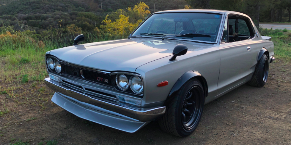 this early nissan skyline could be your ultimate vintage jdm dream cruiser. Black Bedroom Furniture Sets. Home Design Ideas