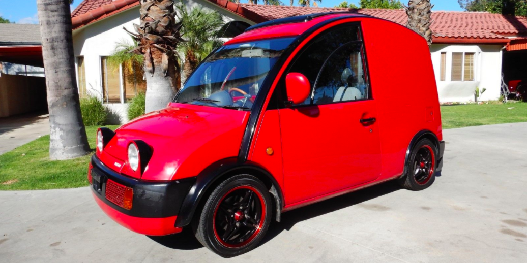 Up Your Delivery Game With This Sweet Nissan S-Cargo-9289