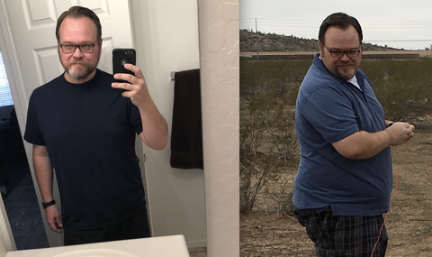 This Guy Has Lost 105 Pounds and Counting Thanks to His Apple Watch