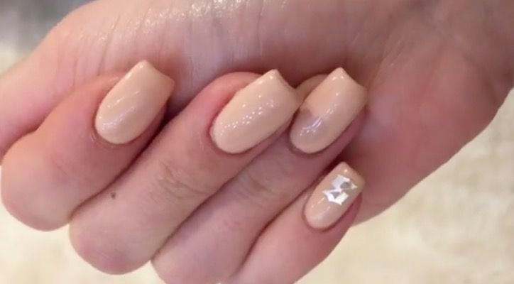 Kylie Jenner Stormi Webster Nail Art