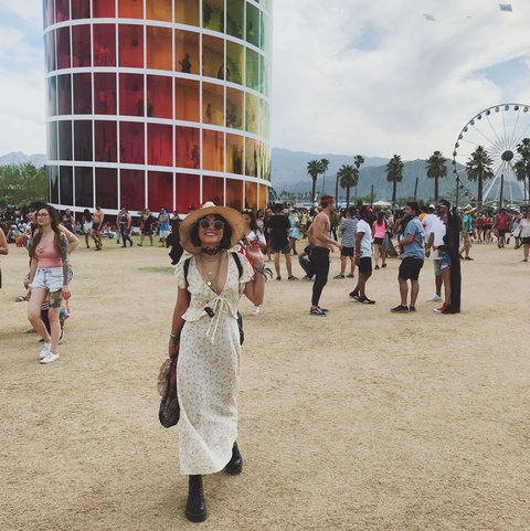 dcb13c13584 49 Best Celebrity Outfits at Coachella 2019 - Hottest Coachella Fashion