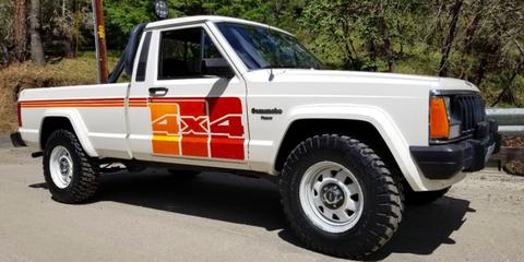 Land vehicle, Vehicle, Car, Pickup truck, Jeep, Automotive tire, Truck, Jeep honcho, Sport utility vehicle, Tire,