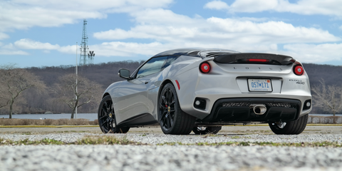 What My Mom Thought Of The Lotus Evora 400