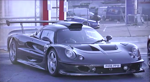 13 great 1990s supercars you totally forgot